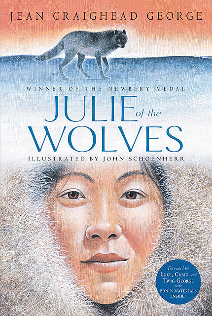 Julie of the Wolves, Jean Craighead George