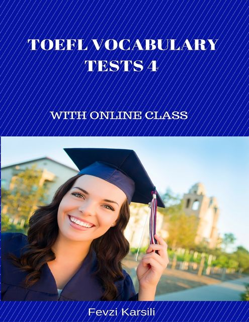 Toefl Vocabulary Tests 4, Fevzi Karsili, Oxford Help
