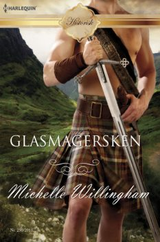 Glasmagersken, Michelle Willingham