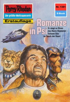 Perry Rhodan 1381: Romanze in Psi, Marianne Sydow
