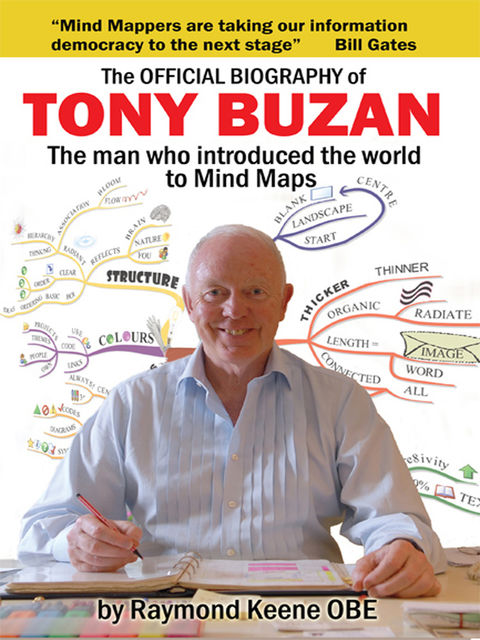 The Official Biography of Tony Buzan, Raymond Keene OBE