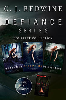 Defiance Series Complete Collection, C.J.Redwine