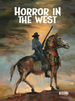 Horror in the West, Various, Jeff McComsey, Phil McClorey