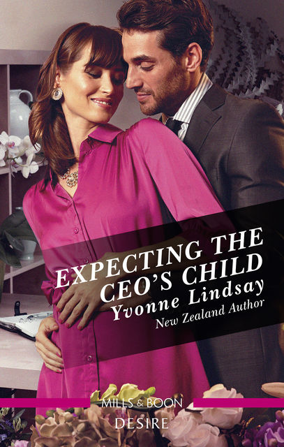 EXPECTING THE CEO'S CHILD, YVONNE LINDSAY