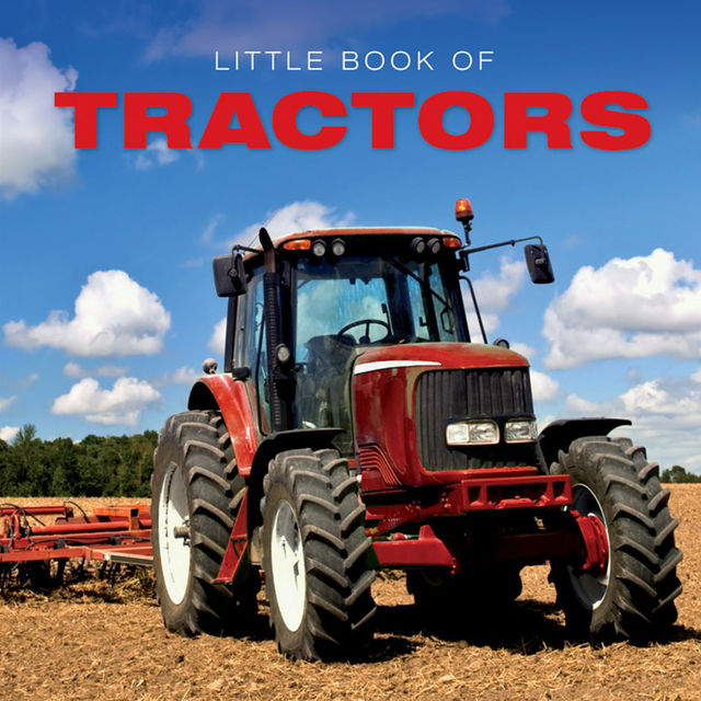 Little Book of Tractors, Ellie Charleston