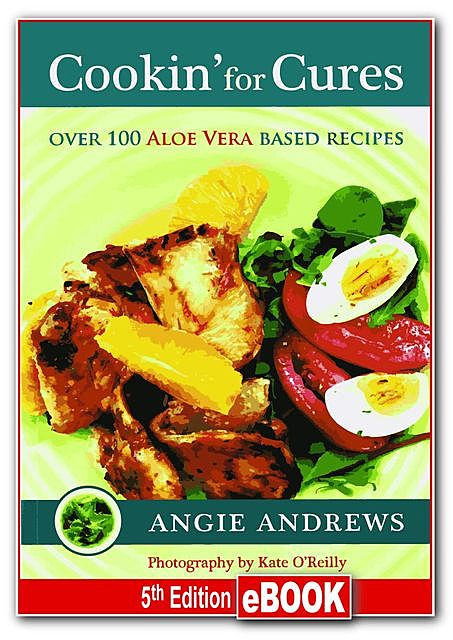 Cookin' for Cures, Angie Andrews