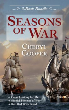 Seasons of War 3-Book Bundle, Cheryl Cooper