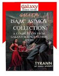 Galaxy's Isaac Asimov Collection, Isaac Asimov