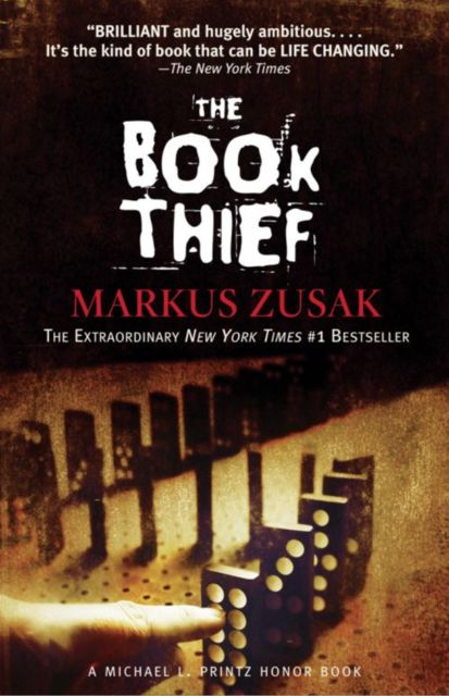 The Book Thief, Markus Zusak