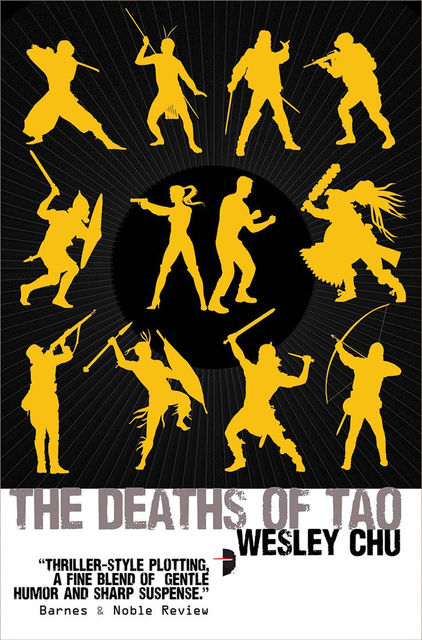 The Deaths of Tao, Wesley Chu