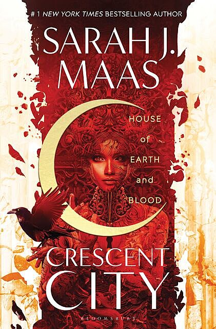 House of Earth and Blood, Sarah J.Maas