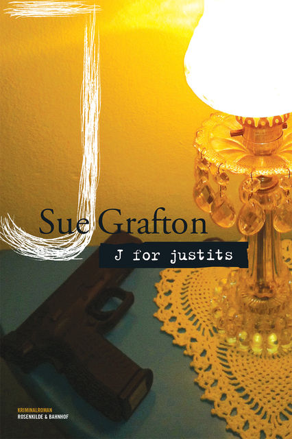 J for justits, Sue Grafton