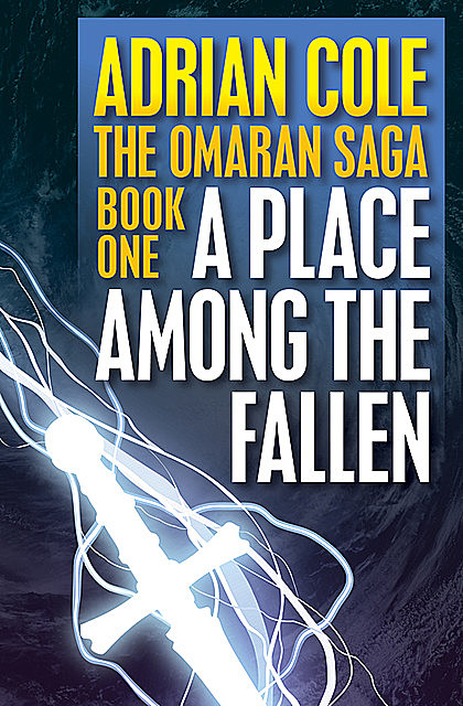 A Place Among the Fallen, Adrian Cole