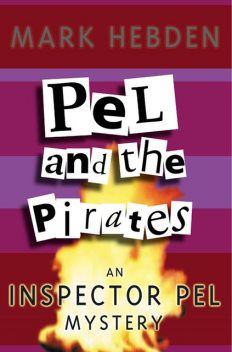 Pel And The Pirates, Mark Hebden
