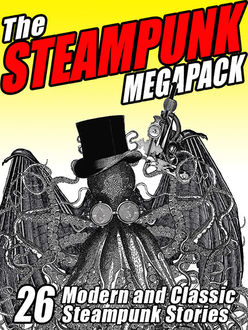 The Steampunk MEGAPACK, Howard Lovecraft