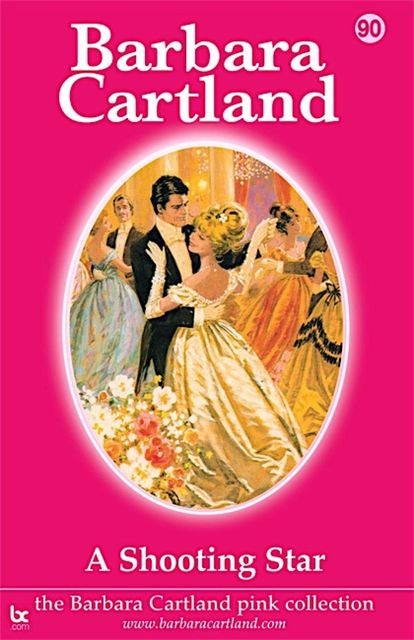 A Shooting Star, Barbara Cartland