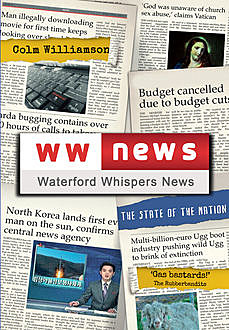 Waterford Whispers News, Colm Williamson