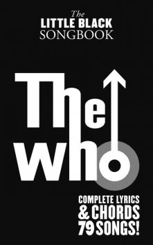 The Little Black Songbook: The Who, Adrian Hopkins