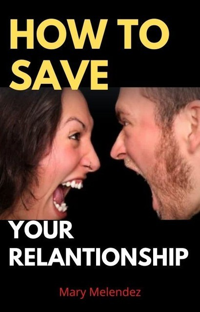 How to Save Your Relationship, Anthony Ekanem