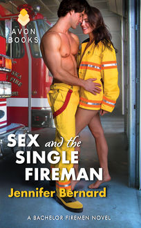 Sex and the Single Fireman, Jennifer Bernard