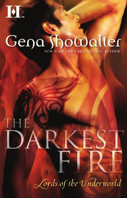 The Darkest Fire, Gena Showalter