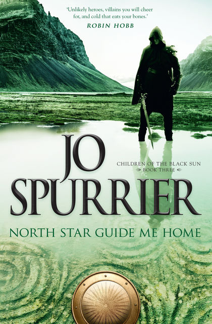 North Star Guide Me Home, Jo Spurrier