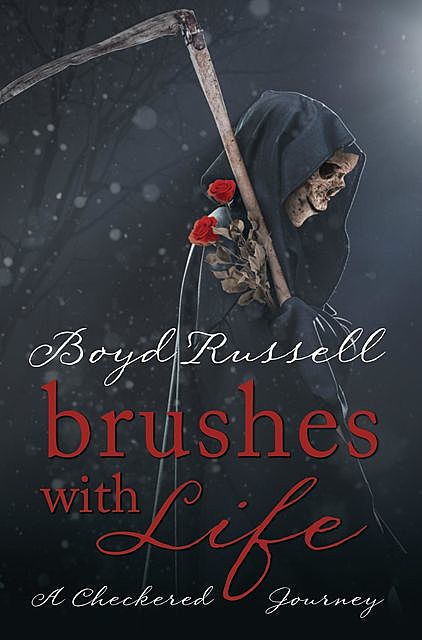 Brushes with Life, Boyd Russell
