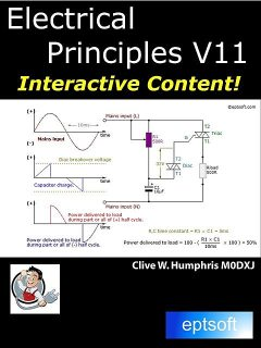 Electrical Principles V10, Clive W.Humphris