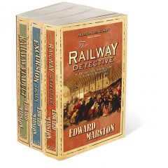 The Railway Detective, Edward Marston