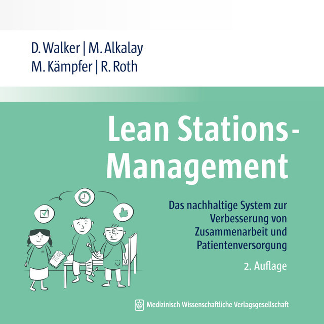 Lean Stations-Management, Daniel Walker, Micha Kämpfer, Miriam Alkalay, Raphael Roth