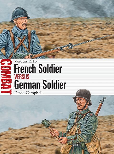 French Soldier vs German Soldier, David Campbell