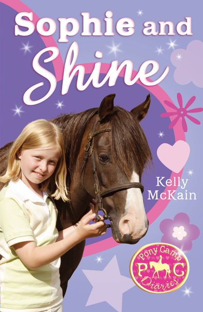 Sophie and Shine, Kelly McKain