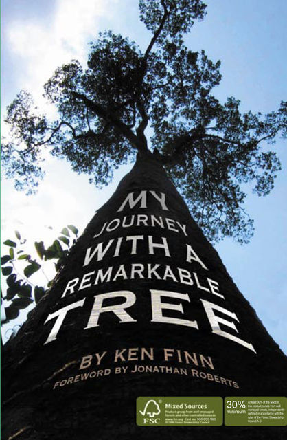 My Journey with a Remarkable Tree, Ken Finn