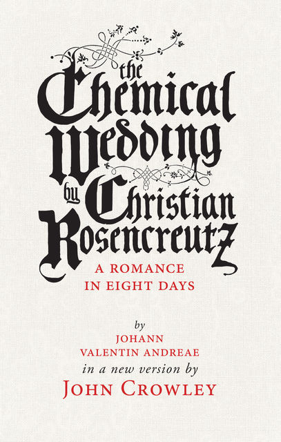The Chemical Wedding, John Crowley