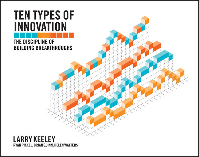 Ten Types of Innovation, Brian Quinn, Helen Walters, Larry Keeley, Ryan Pikkel