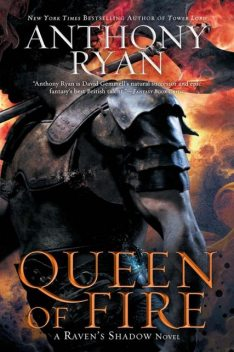 Queen of Fire, Ryan Anthony