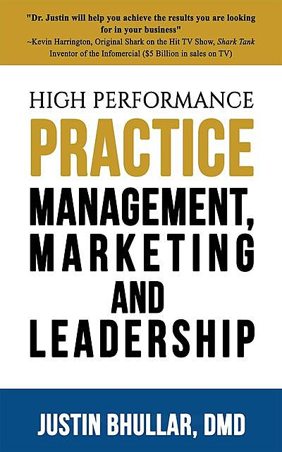 High-Performance Practice, Justin Bhullar
