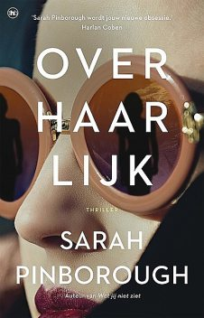 Over haar lijk, Sarah Pinborough