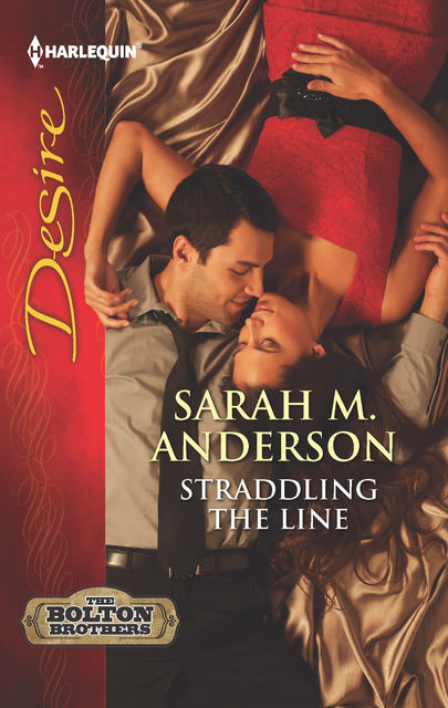 Straddling the Line, Sarah Anderson