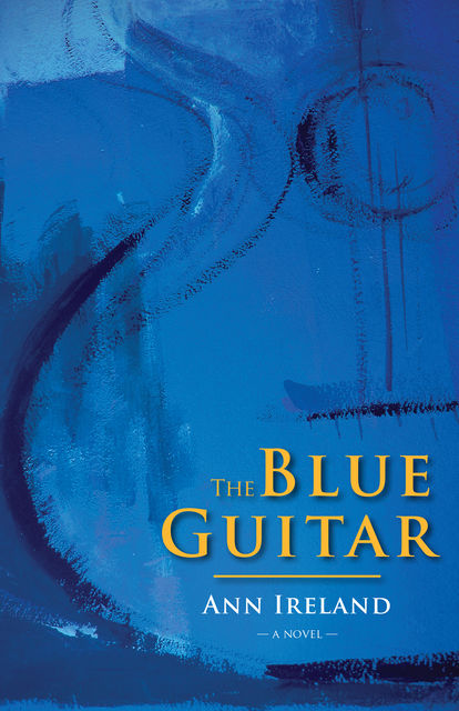 The Blue Guitar, Ann Ireland