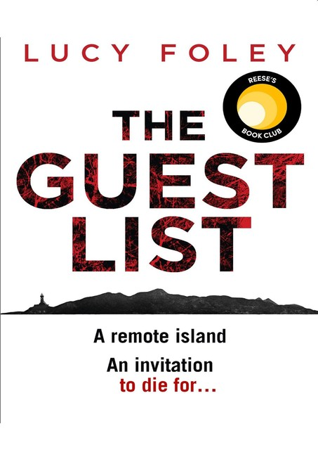 The Guest List, Lucy Foley