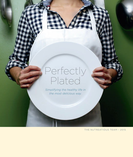 Perfectly Plated, The Team, Bernadette Bick