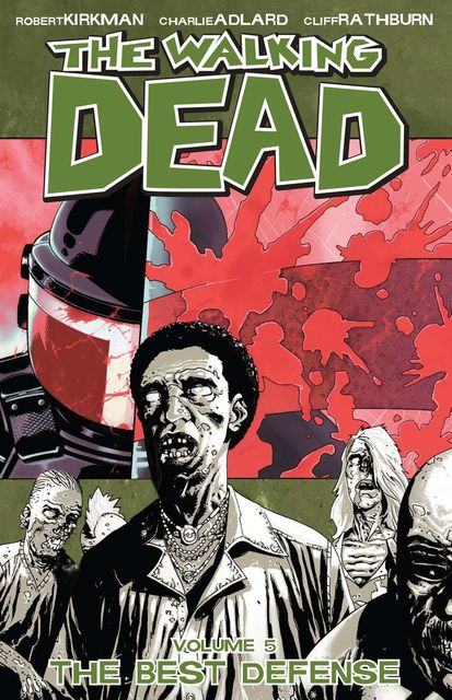 The Walking Dead, Vol. 5, Robert Kirkman