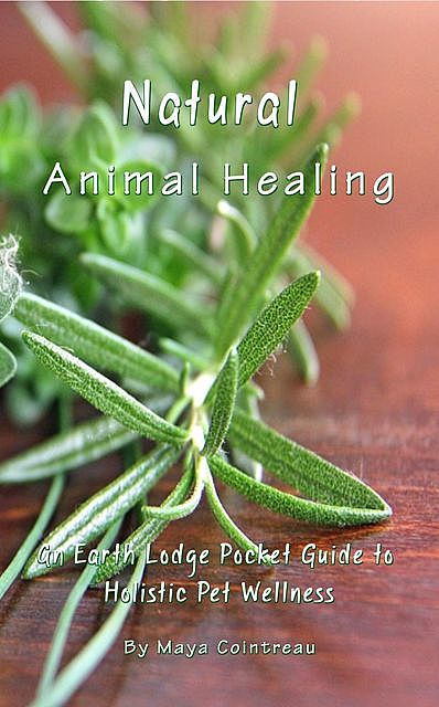 Natural Animal Healing: An Earth Lodge Guide to Pet Wellness, Maya Cointreau