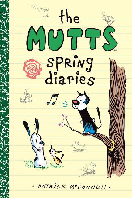 The Mutts Spring Diaries, Patrick McDonnell