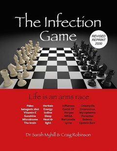 The Infection Game, Sarah Myhill, Craig Robinson