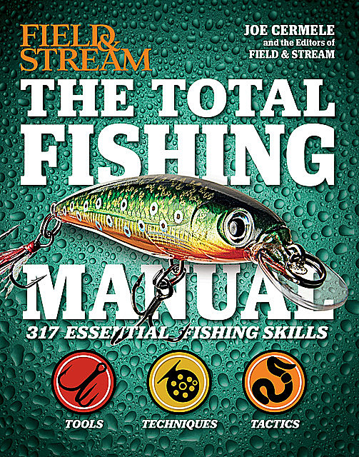 The Total Fishing Manual, Joe Cermele