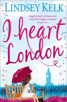 I Heart London, Lindsey Kelk
