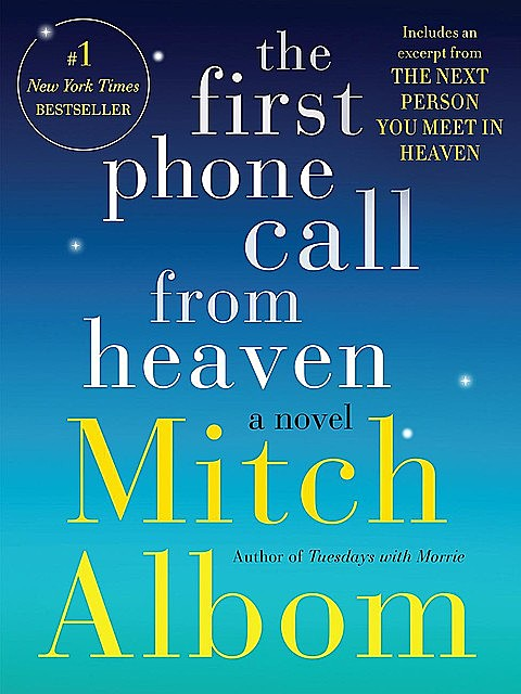 The First Phone Call from Heaven, Mitch Albom