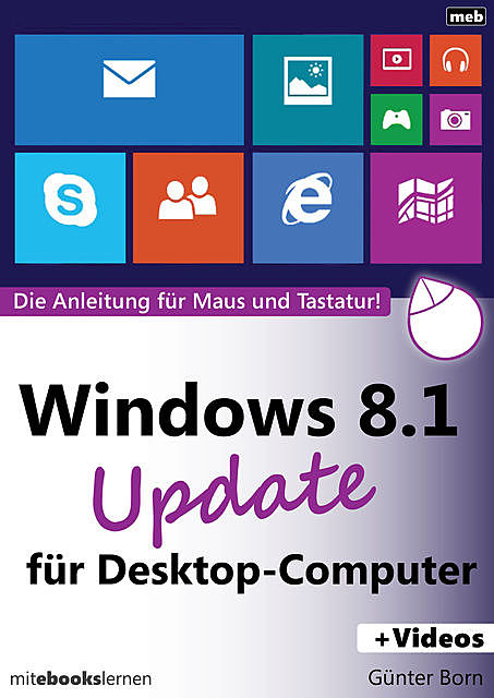 Windows 8.1 Uрdate für Desktop-Computer, Günter Born